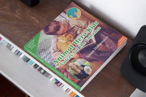 Newsflash! Animal Hero Kids Book Chosen by Connecticut Schools