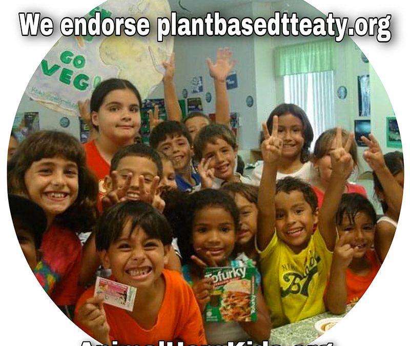 Boynton Beach is World's First City to endorse Plant Based Treaty