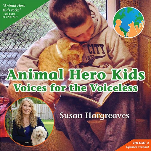 Animal Hero Kids Voices for the Voiceless book cover